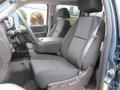 2012 Blue Granite Metallic Chevrolet Silverado 1500 LT Crew Cab 4x4  photo #8