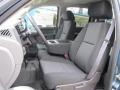 2012 Blue Granite Metallic Chevrolet Silverado 1500 LS Crew Cab 4x4  photo #8