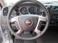 2012 Silver Ice Metallic Chevrolet Silverado 1500 LT Crew Cab 4x4  photo #10