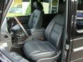 2008 G 55 AMG Black Interior