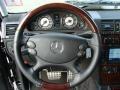 2008 G 55 AMG Steering Wheel