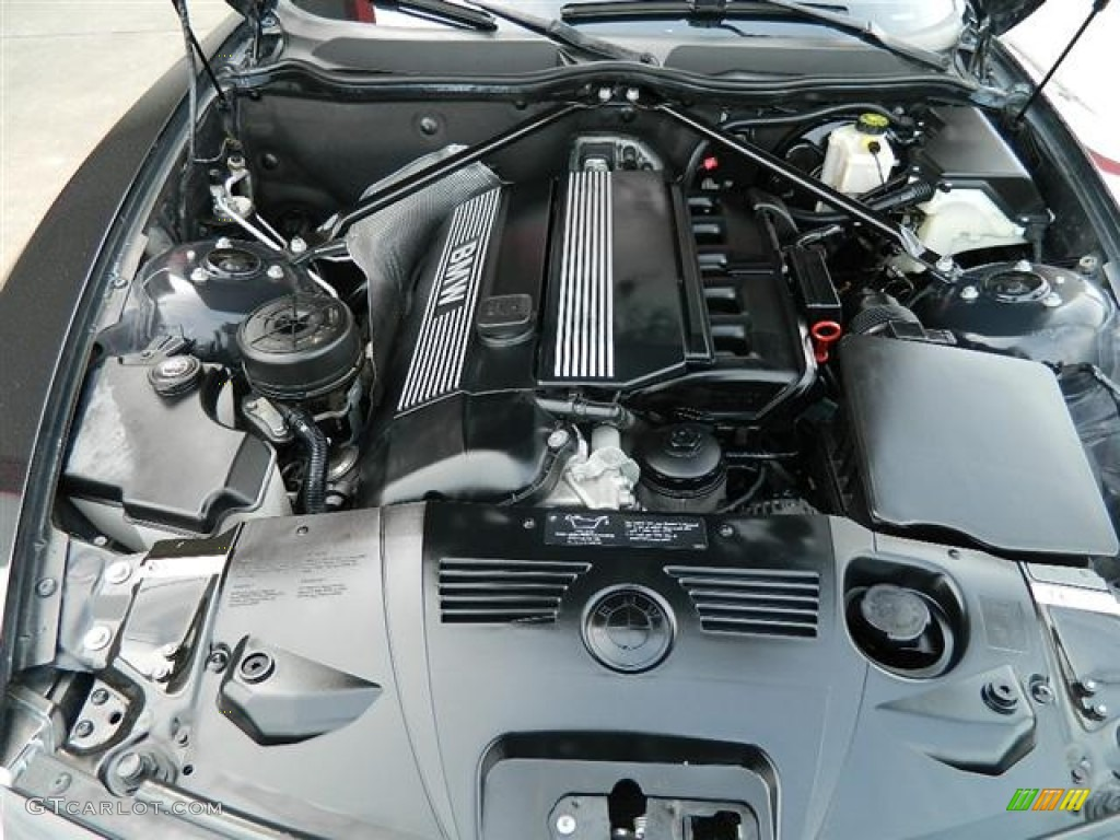 2004 Bmw Z4 3 0i Roadster 3 0 Liter Dohc 24 Valve Inline 6 Cylinder Engine Photo 58246399