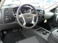 2012 Summit White Chevrolet Silverado 1500 LT Extended Cab  photo #12