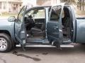 2012 Blue Granite Metallic Chevrolet Silverado 1500 LS Crew Cab 4x4  photo #7