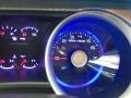 2012 Ford Mustang Charcoal Black/White Interior Gauges Photo