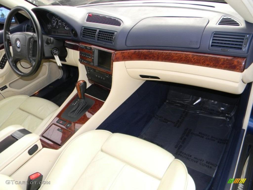 2000 7 Series 740i Sedan