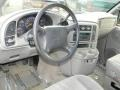 1998 Chevrolet Astro Gray Interior Dashboard Photo