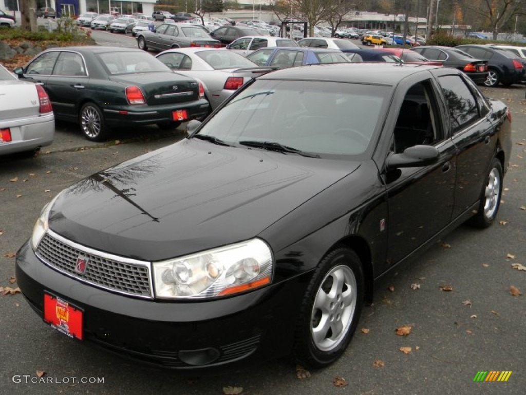 2003 l series l300 sedan black black photo 1