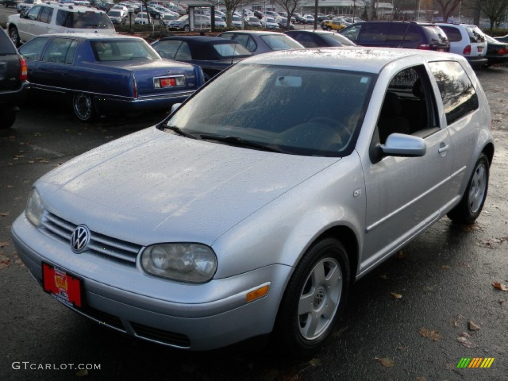 satin silver metallic volkswagen gti gls  gtcarlotcom car color galleries