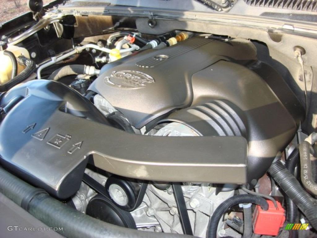 2005 Cadillac Escalade Standard Escalade Model 6 0 Liter