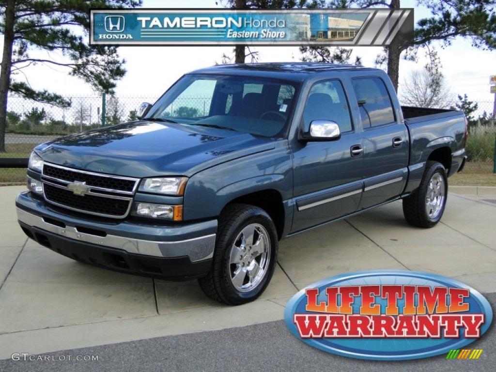 2007 Chevrolet Silverado 1500 Extended Cab >> 2007 Blue Granite Metallic Chevrolet Silverado 1500 Classic LS Crew Cab #58239173 | GTCarLot.com ...
