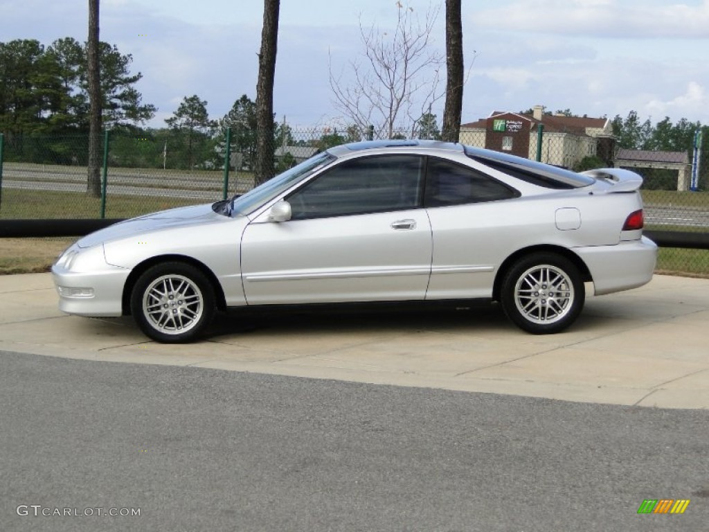 Vogue Silver Metallic Acura Integra GS Coupe Exterior Photo - Acura integra gs 2000