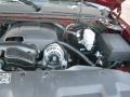 2009 Deep Ruby Red Metallic Chevrolet Silverado 1500 LT Z71 Crew Cab 4x4  photo #24