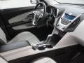 Jet Black/Light Titanium Dashboard Photo for 2010 Chevrolet Equinox #58279067