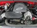 2006 Victory Red Chevrolet Silverado 1500 LT Crew Cab  photo #23