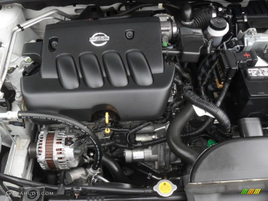 2008 nissan sentra engine