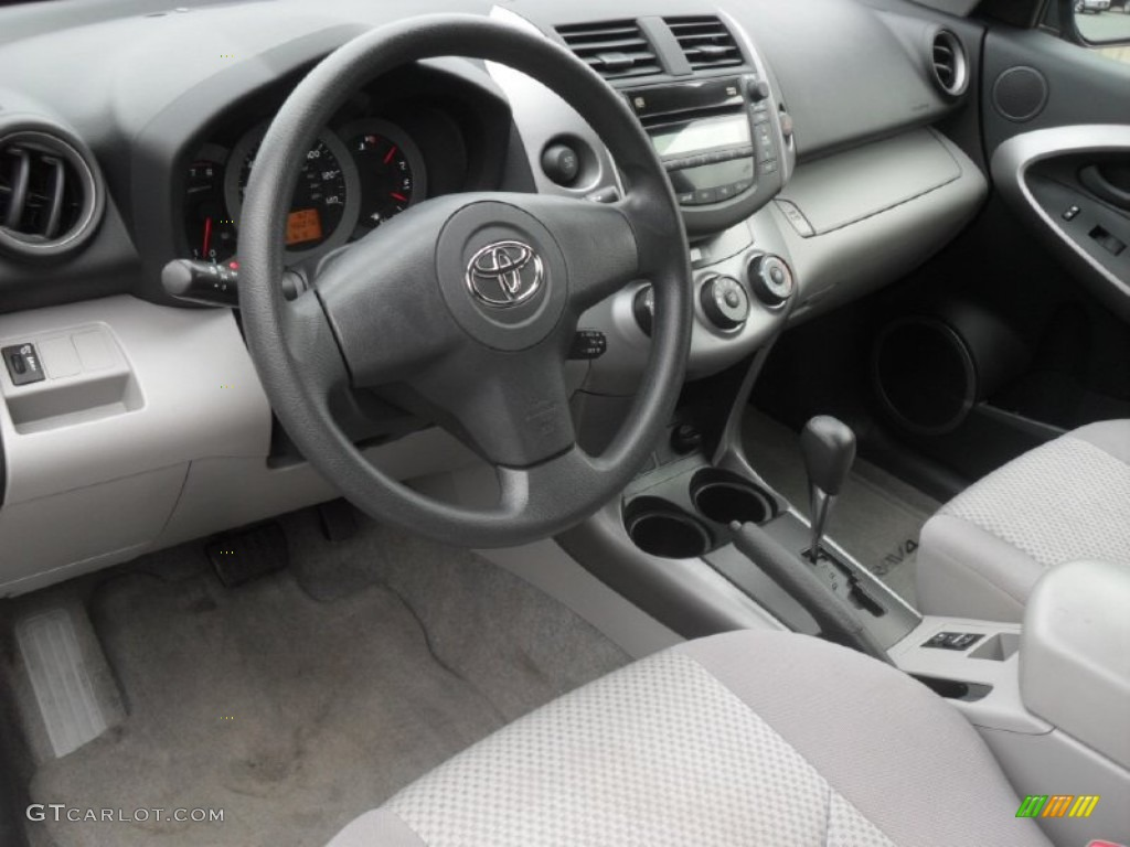ash interior 2008 toyota rav4 i4 photo 58289384. Black Bedroom Furniture Sets. Home Design Ideas