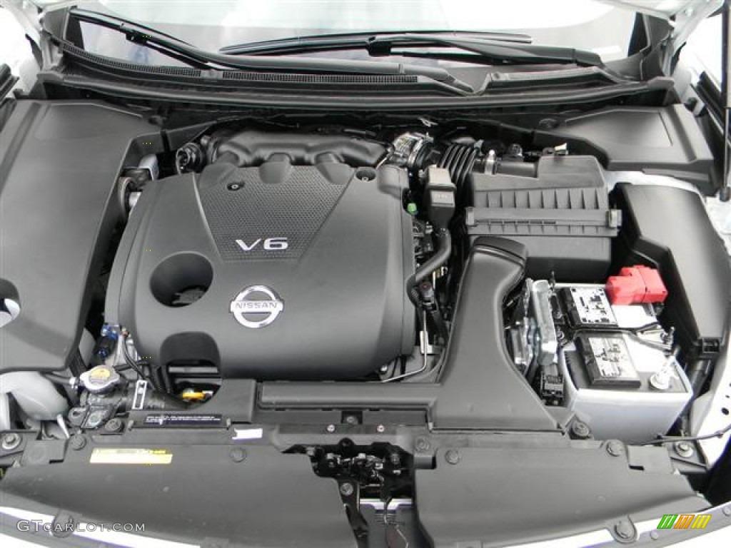 2012 Nissan Maxima 3 5 Sv Sport 3 5 Liter Dohc 24 Valve Cvtcs V6 Engine Photo 58297469