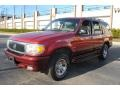 Toreador Red Metallic 1999 Mercury Mountaineer 4WD