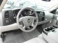 2012 Silver Ice Metallic Chevrolet Silverado 1500 LT Crew Cab  photo #11