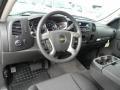 2012 Summit White Chevrolet Silverado 1500 LT Crew Cab  photo #11