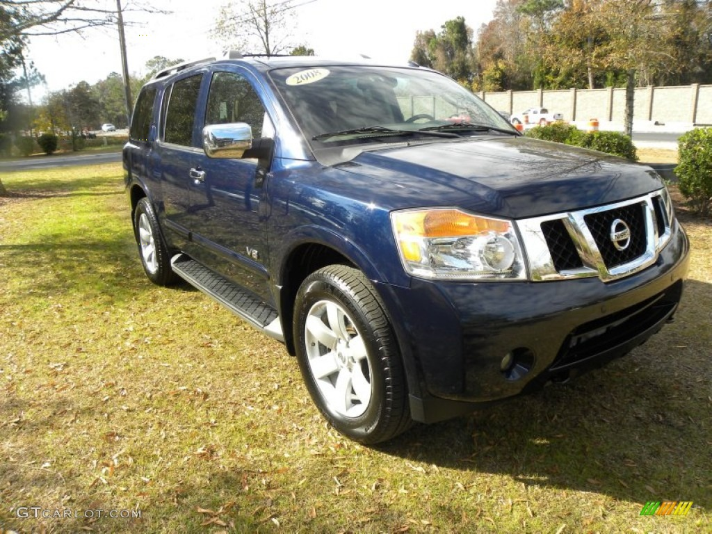 2008 nissan armada blue 200 interior and exterior images. Black Bedroom Furniture Sets. Home Design Ideas