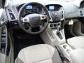 2012 Sonic Blue Metallic Ford Focus SE Sedan  photo #8
