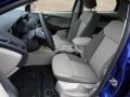 2012 Sonic Blue Metallic Ford Focus SE Sedan  photo #9