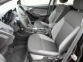 2012 Tuxedo Black Metallic Ford Focus SE Sedan  photo #9