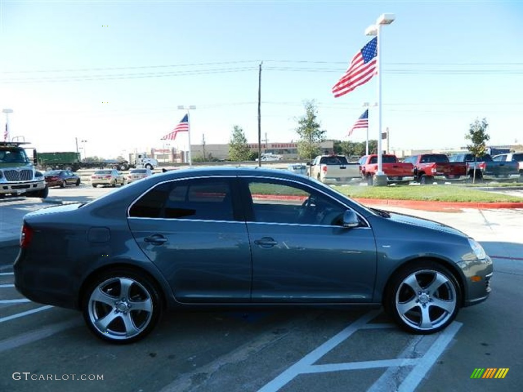 2007 Volkswagen Jetta Wolfsburg Edition Sedan Custom Wheels Photo ...