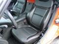 2009 Pontiac Solstice Ebony/Red Stitching Interior Interior Photo