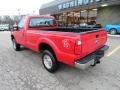 2012 Vermillion Red Ford F250 Super Duty XL Regular Cab 4x4  photo #2