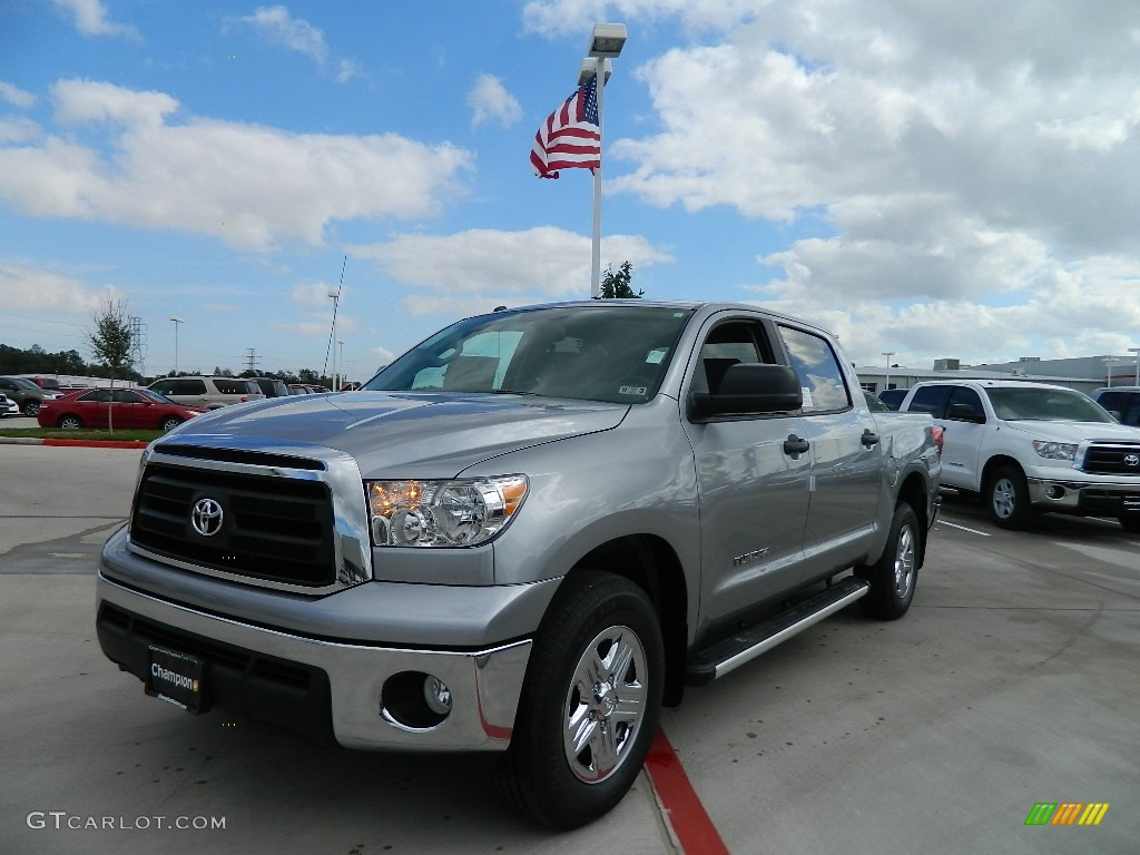 2012 silver sky metallic toyota tundra crewmax 57874792 car color galleries. Black Bedroom Furniture Sets. Home Design Ideas