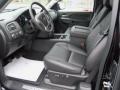 2012 Black Chevrolet Silverado 1500 LTZ Extended Cab 4x4  photo #17