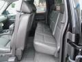 2012 Black Chevrolet Silverado 1500 LTZ Extended Cab 4x4  photo #42