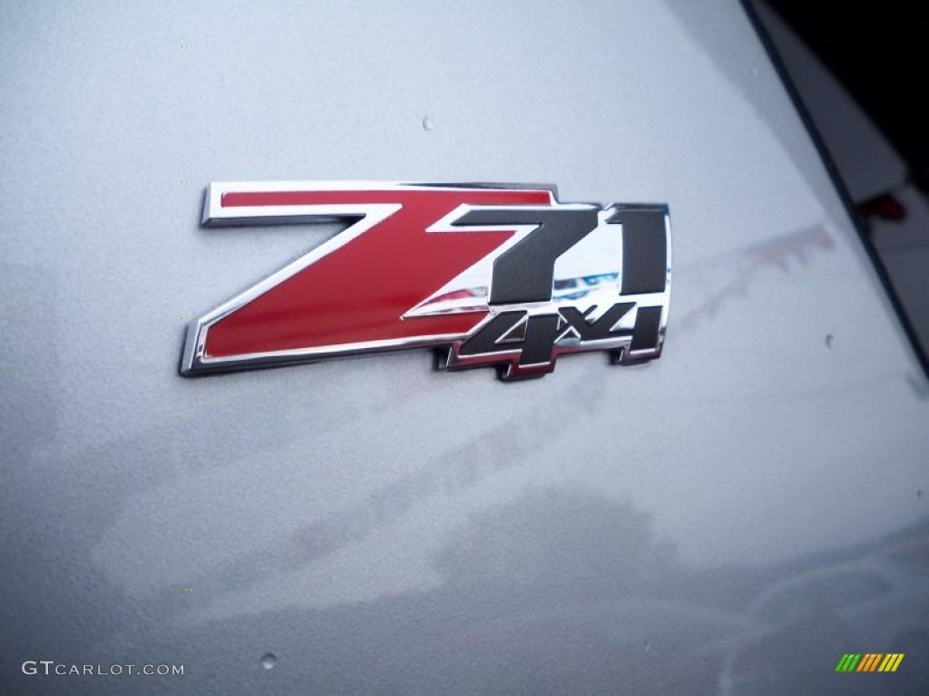 2012 Chevrolet Suburban Z71 4x4 Marks and Logos Photo #58331419