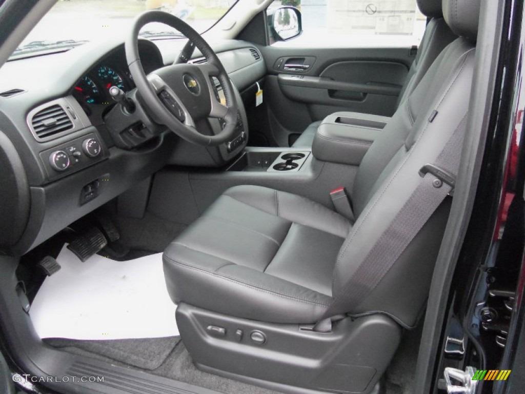 2012 chevrolet suburban z71 4x4 interior color photos