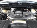 2010 Brilliant Black Crystal Pearl Dodge Ram 3500 Laramie Crew Cab 4x4 Dually  photo #25