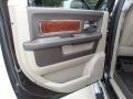 2010 Brilliant Black Crystal Pearl Dodge Ram 3500 Laramie Crew Cab 4x4 Dually  photo #31