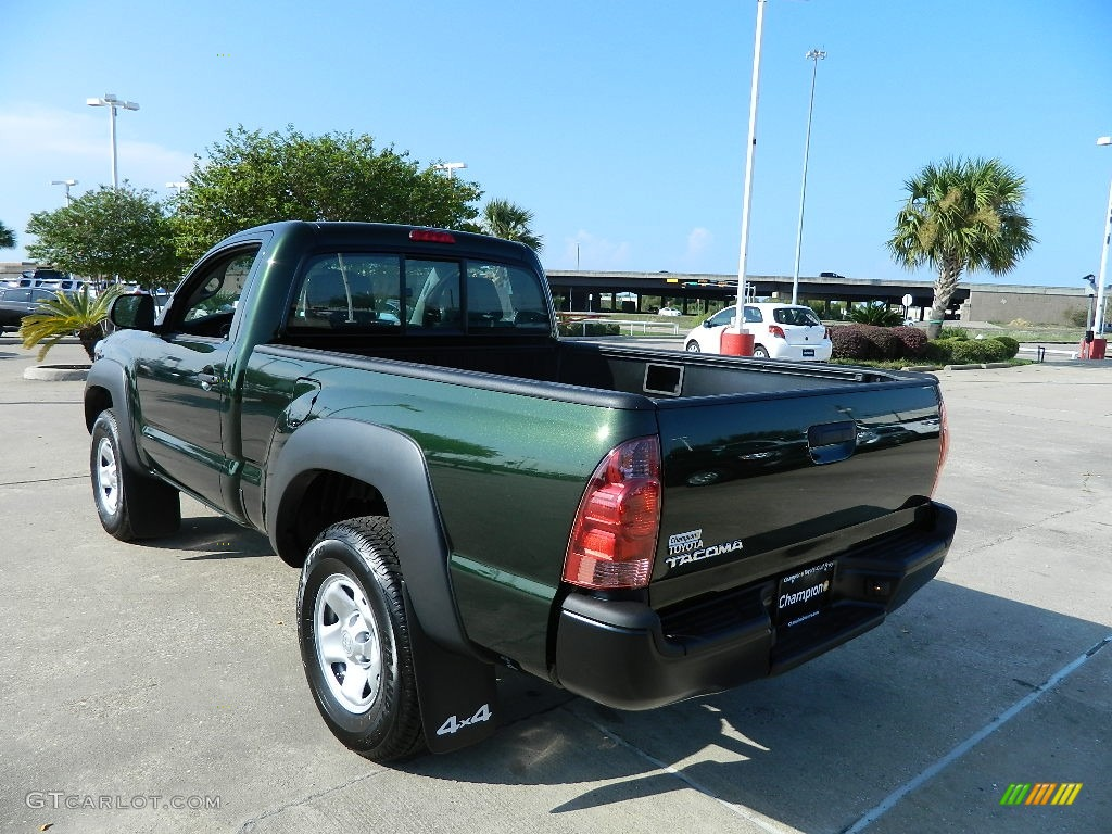 2012 spruce green mica toyota tacoma regular cab 4x4 57874736 photo 8 car. Black Bedroom Furniture Sets. Home Design Ideas