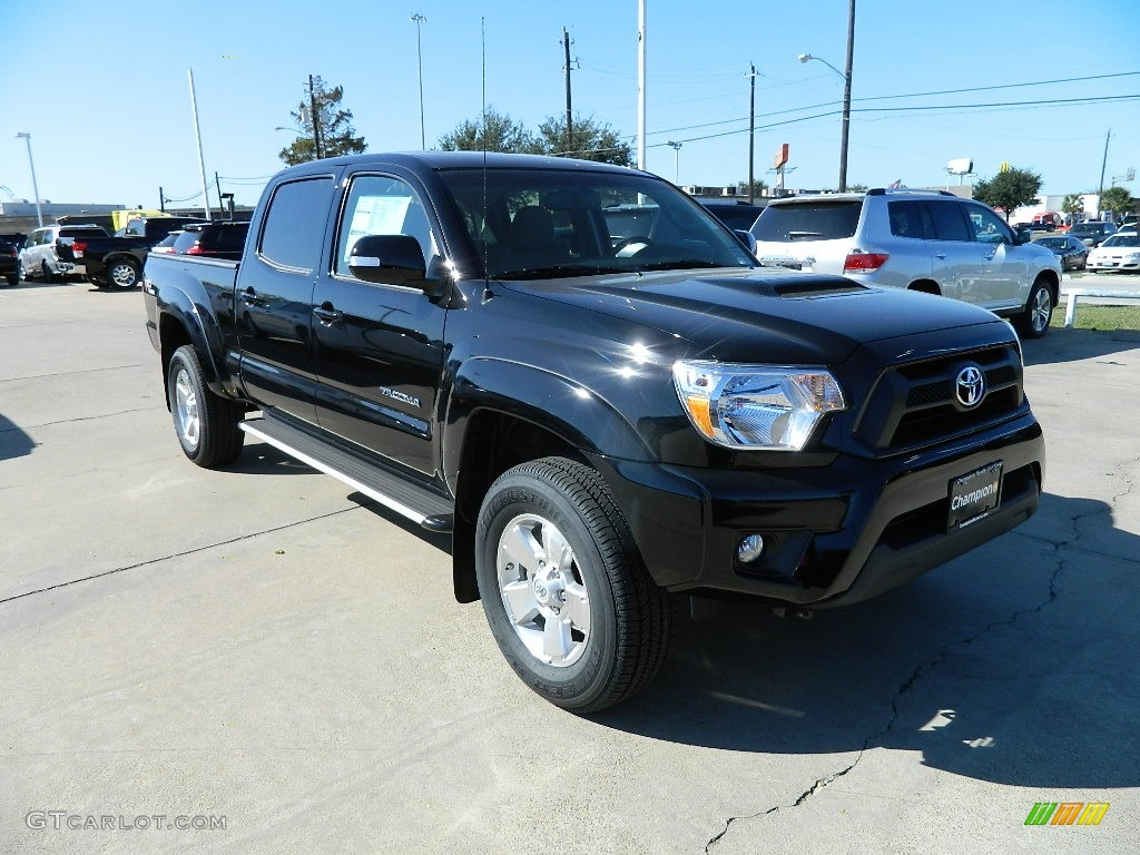 Toyota Tacoma 2015 Black