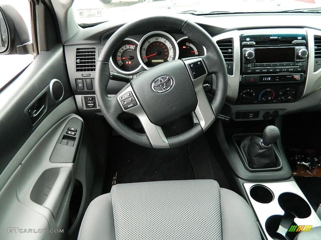 2012 Toyota Tacoma X-Runner interior Photo #58335203 ...