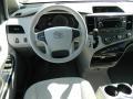 2012 Silver Sky Metallic Toyota Sienna LE  photo #11