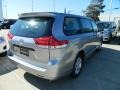 2012 Silver Sky Metallic Toyota Sienna   photo #5