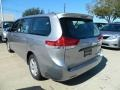 2012 Silver Sky Metallic Toyota Sienna   photo #7