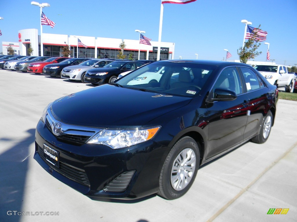 2012 cosmic gray mica toyota camry le 57874671 car color galleries. Black Bedroom Furniture Sets. Home Design Ideas