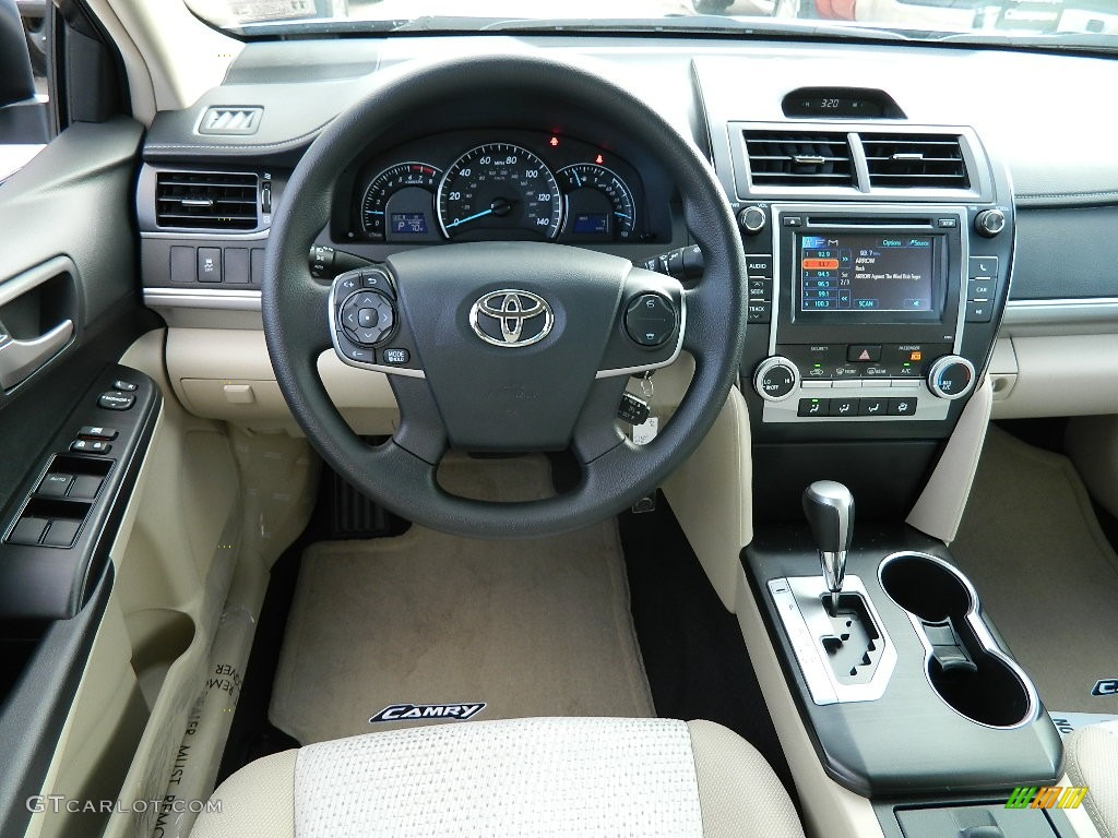 2012 Toyota Camry Le Interior Photo 58344593