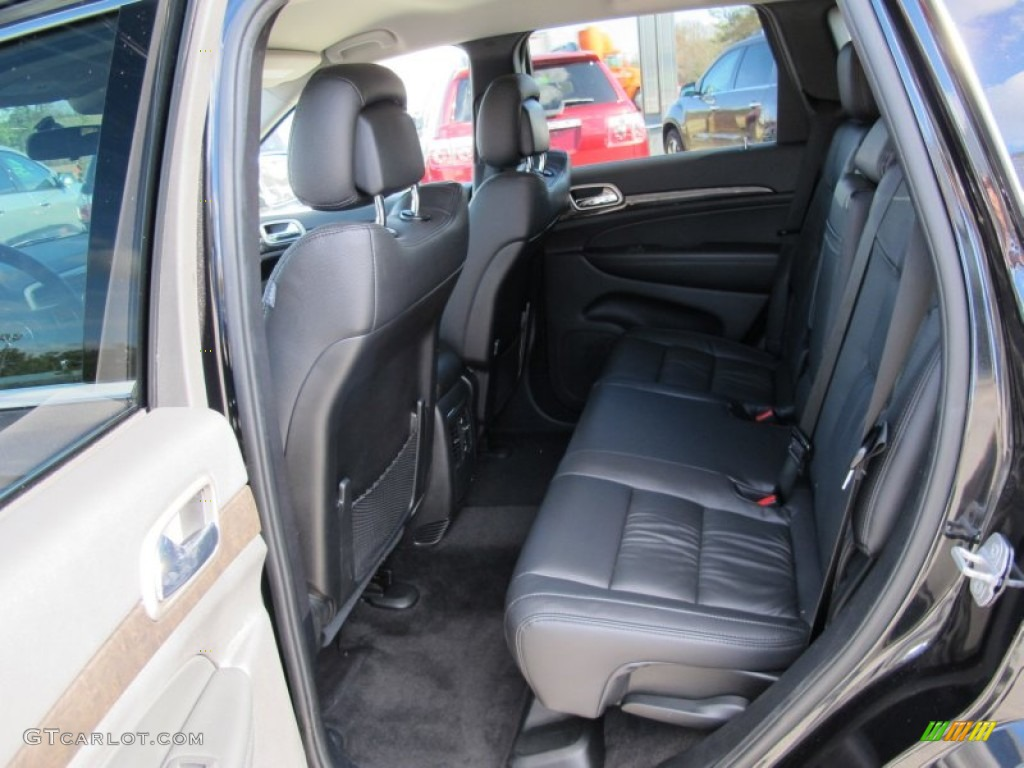 2011 Jeep Grand Cherokee Laredo X Package Interior Color Photos