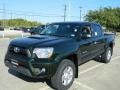 Front 3/4 View of 2012 Tacoma V6 TRD Sport Double Cab 4x4