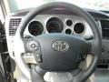 Graphite Gray Steering Wheel Photo for 2011 Toyota Tundra #58352132